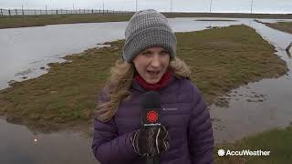 Climate Change Impacts on Beaufort Lagoon in Barrow, AK