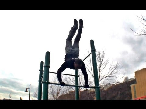 F.E.A.R - FACE EVERYTHING AND RISE! (Calisthenics)