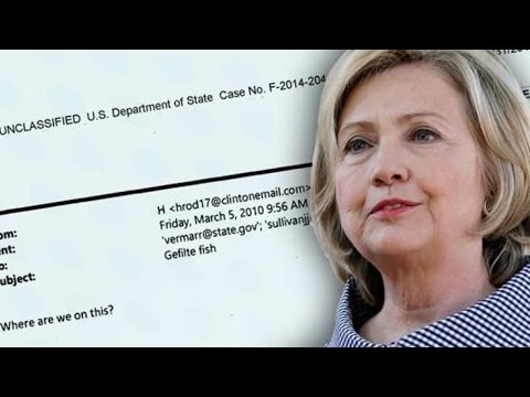 Security Disabled On Hillary's Email Servers