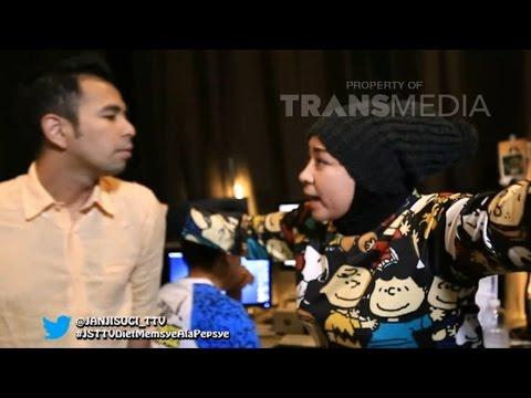 JANJI SUCI RAFFI GIGI 21 NOV 2015 - Diet Memsye Ala Pepsye Part 3
