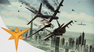 Ace Combat: AH - Паахие рузге в воздухе