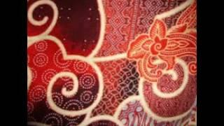 wallpaper abstrak batik