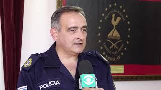 Asumió formalmente como nuevo jefe de Policía de Maldonado, el comisario general Julio Pioli