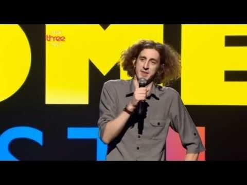Tom Wrigglesworth - Edinburgh Comedy Fest 2010