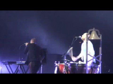 Coldplay @ SAP Arena Mannheim 2008