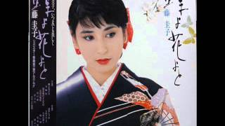 LP『蝶よ花よと』(1984年)から ♪浅草しぐれ♪です。
