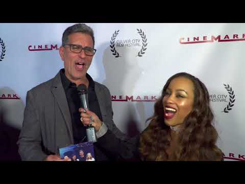Frederick Keeve at Culver City Film Festival