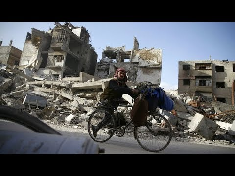 Syria's Ghouta 'hell on earth' without ceasefire