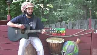 Aaron Nigel Smith teaches Three Little Birds on Guitar | Celebrating Bob Marley