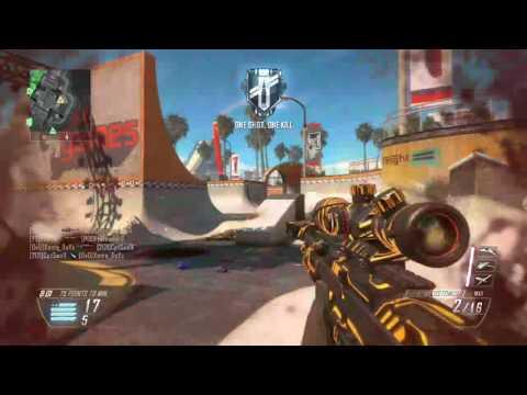 Black Ops II Sniper Montage #2 by EXoed [World Belongs to you]