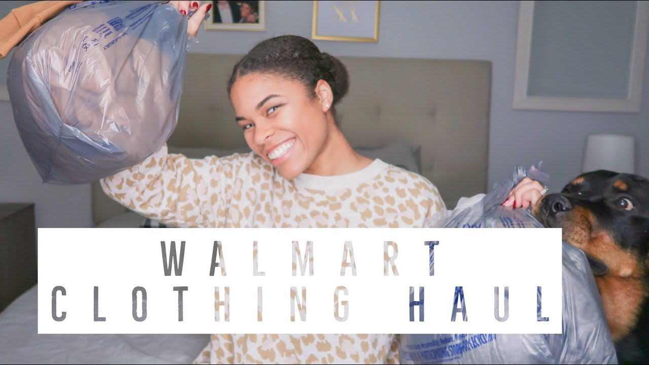 [VIDEO] - WALMART WINTER CLOTHING HAUL AND TRY ON | WINTER OUTFIT IDEAS 8
