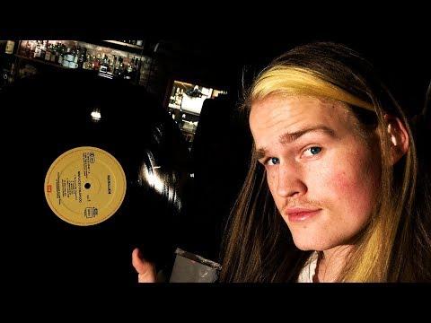 ASMR - Picking The Perfect Vinyl LP Record