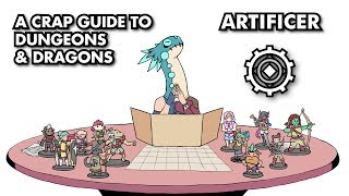 A Crap Guide to D&D [5th Edition] - Artificer