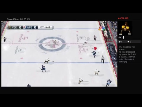 NHL 18 high stakes money game