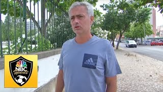 Jose Mourinho discusses career origins, how it might end (Pt. 2) | Inside the Mind | NBC Sports