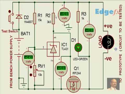 Over Voltage Protection    Circuit      Electrical and