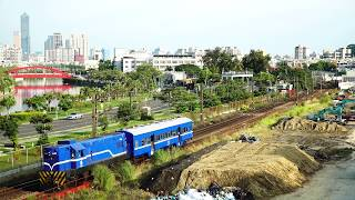 2018.06.12 高雄機廠通勤列車7214次通過(R40)