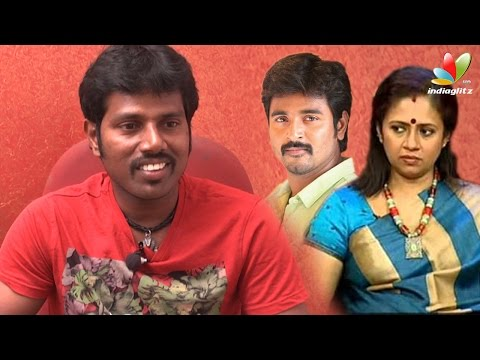 Ennama Ippadi Row : Adhu Idhu Fame Amudhavanan Clarifies | Lakshmi Ramakrishnan, Sivakarthikeyan