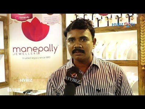 Manepally Jewellers @ PANACHE The Luxury Expo in Hitex Hyderabad | Chalapathi Vetcha