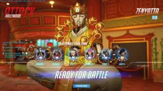 Overwatch - Competitive Diary Day 86 - A bad start into season 5.