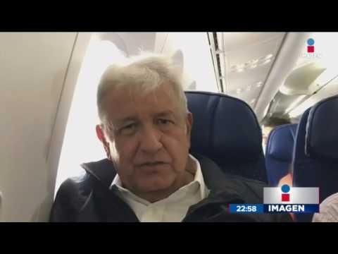 AMLO viaja a Sudamérica para reunirse con presidentes   Noticias con Ciro Gómez L