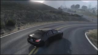 GTA 5 MOD | BMW M5 E60 | GTA V PC DRIVE
