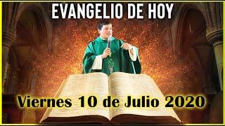 EVANGELIO DE HOY Viernes 10 de Julio de 2020 con el Padre Marcos Galvis