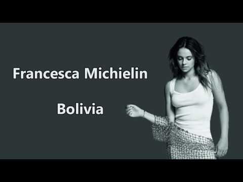 Francesca Michielin - Bolivia (Lyrics Video) by LyricsMania