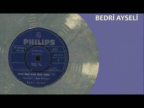 Bedri Ayseli - Gönül Nasıl Sevdin Sen Bu Zalimi Uzun Hava (Official Audio)