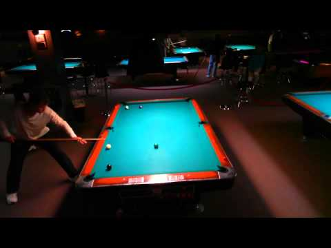 Red Shoes Billiards Banks Tournament May 11, 2013 - YouTube