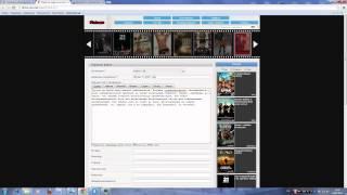 Видео урок фильмы онлайн filmix-pro.net, как добавить фильм