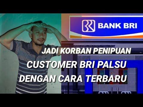 Penipu Modus Baru Customer Bank Bri Palsu Youtube