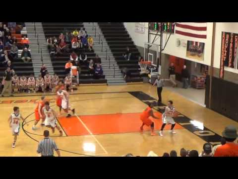 Flint Powers at Fenton (first 3 quarters) 3-5-15