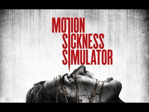 Motion Sickness With Video Games!