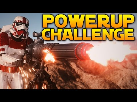 POWERUP ONLY CHALLENGE - Why Is This So Good?