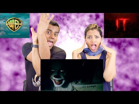 IT - Official Teaser Trailer Reaction With Prachi and Akshay