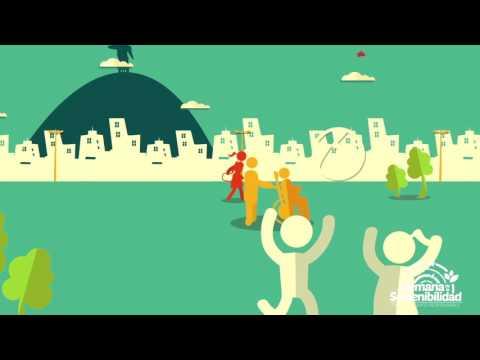 Ciudad inclusiva - Semana de la Sostenibilidad Quito 2015