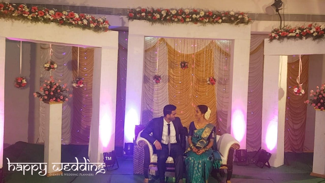 Sree Padmam Auditorium Eanchakkal Wedding Reception