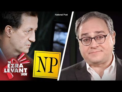Andrew Coyne's embarrassing video reaction to Mueller report is fake news   Ezra Levant
