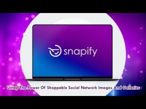 Snapify Review & Demo || Snapify Monetize Images Using Hotspot Redirection Technology