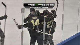 Athlete of the Week: Mason Krueger - Army Hockey