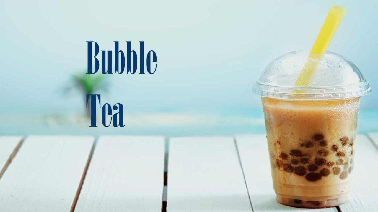 How to make Bubble Tea | Bubble tea recipe Boba recipe - YouTube