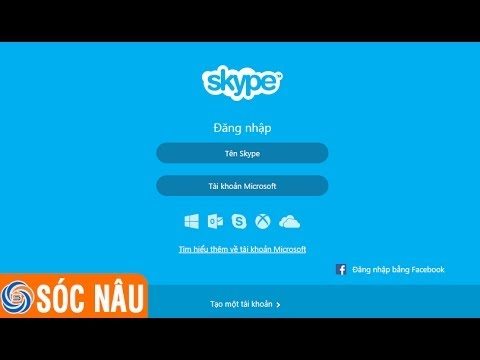 Cách download và cài đặt chương trình Skype mới nhất
