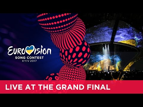 The Opening Sequence Of The Grand Final Of The 2017 Eurovision Song Contest