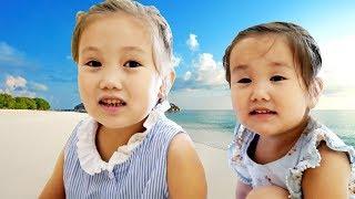 Адека Персик ✨ Влог с курорта 😊 Сестры на отдыхе