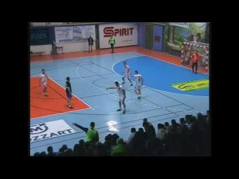 Derventa Nektar futsal  Finale  Mandić MUP RS-Sind Šabac