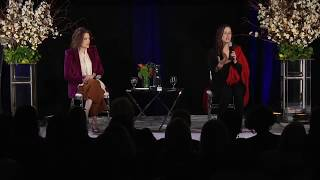 Marianne Williamson and Vera de Chalambert on Getting Real at Sister Giant