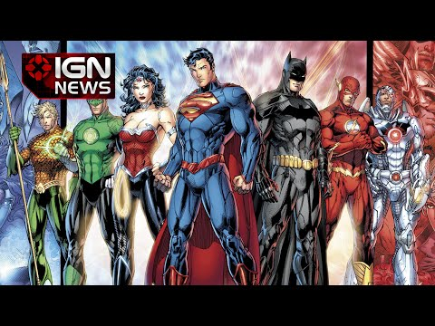 DC Comics Is Ending The New 52 - IGN News