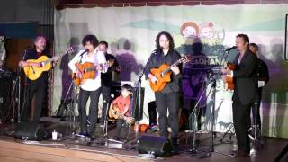 Nico & The Gypsies 仙台-001