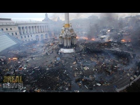 Is Ukraine Descending Into Civil War?